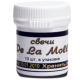 De La Moll, СВЕЧИ с ВОСКОВОЙ МОЛЬЮ, пчелиная огнёвка, Барнаул, Алтай, 10 натуральных суппозиториев на основе масла какао